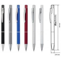Рекламна метална химикалка за печат
