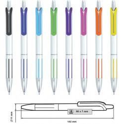 Пластмасови химикалки за рекламен печат
