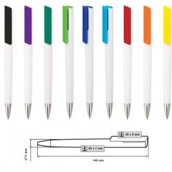 Пластмасова рекламна химикалка с възможност за брандиране