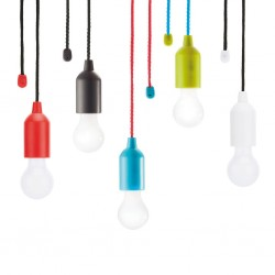 Малка LED лампичка за гараж