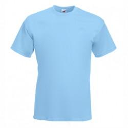 Мъжка тениска от памучно трико Fruit of the Loom