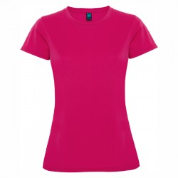 Дамска спортна тениска от дишаща материя Roly