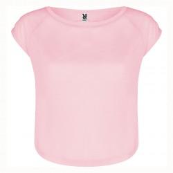 Дамска тениска със скосени реглан ръкави Roly