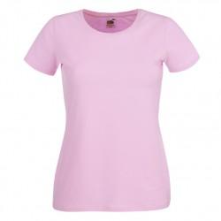Дамска тениска от еластичен памук Fruit of the Loom