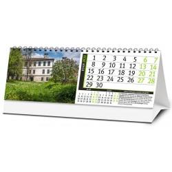 Настолен 13 листов календар Възрожденска архитектура 2020