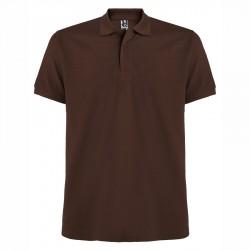 Памучна мъжка риза с къс ръкав Roly