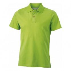 Вталена мъжка памучна риза James & Nicholson