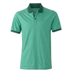 Меланжирана мъжка риза James & Nicholson