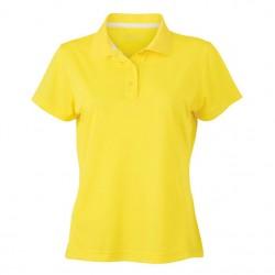 Дамска вталена риза от микрополиестер James & Nicholson