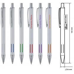 Рекламна метална химикалка