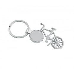 Рекламен метален ключодържател ''Велосипед''