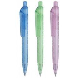 Рекламна химикалка от рециклирана пластмаса
