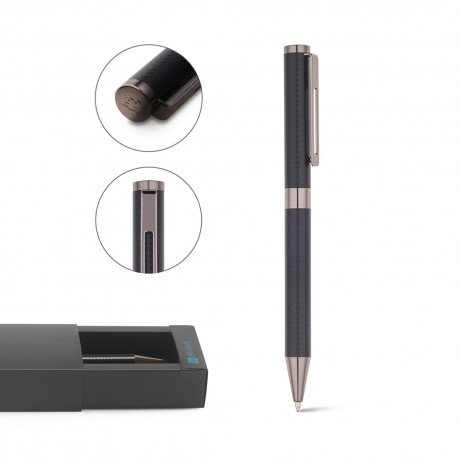 Метална рекламна химикалка в кутийка