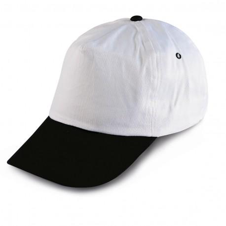 Рекламна шапка с различен цвят на козирката Hidea
