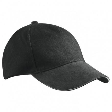 Рекламна шапка с шест шева на козирката Myrtle Beach