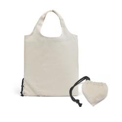 Сгъваема пазарска чанта от памук