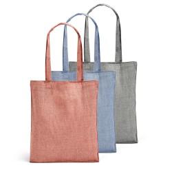 Рекламна чанта за пазар от рециклиран памук