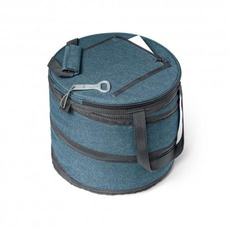 Сгъваема хладилна чанта с отварачка за бутилки