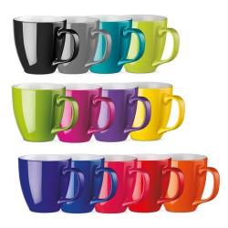 Керамична цветна чаша за печат