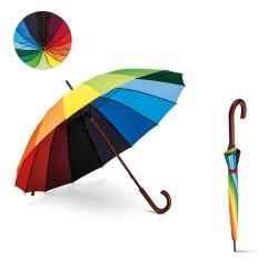Рекламен автоматичен чадър - F.Bartholdi