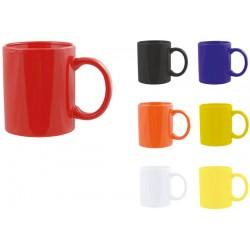 Цветна керамична чаша за печат