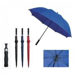 Голф чадър с конструкция от фибростъкло