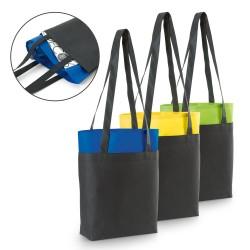 Пазарска чанта от нетъкан текстил за брандиране