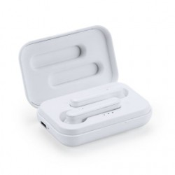 Безжични Bluetooth 5.0 слушалки в кутия с акумулаторна батерия