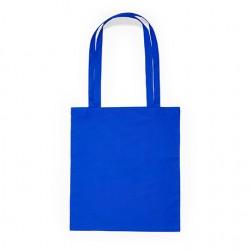 Рекламна пазарска цветна чанта от памук за брандиране