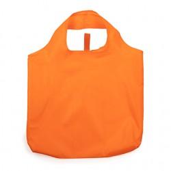 Сгъваема компактна чанта за пазар с пришит ластик за лесно прибиране