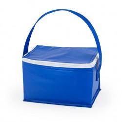Бюджетна хладилна чанта за шест кенчета