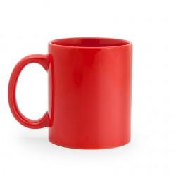 Рекламна цветна керамична чаша за брандиране