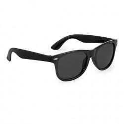 Бюджетни слънчеви очила с цветни рамки и UV400 защита за брандиране