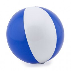 Рекламна плажна топка ф37 см,в един или два цвята за брандиране