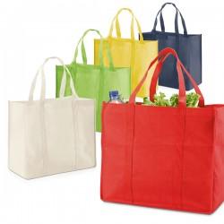 Практична чанта за пазар от нетъкан текстил
