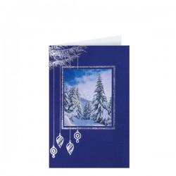 Луксозна картичка с възможност за допечатка