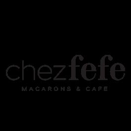 Логог ChezFefe - сладкарница за макарони