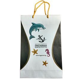 Хартиени торбички с печат на лого
