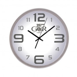 Стенен часовник печат на циферблата
