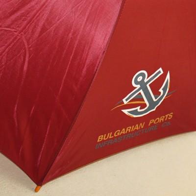 Трансферен печат на чадър Пристанищна Инфраструктура