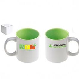 Сублиационен печат на чаши на лого Хербалайф