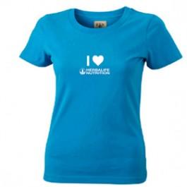 Ситопечат на лого Herbalife на тениски