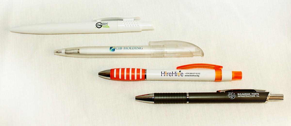 Печат на химикалки