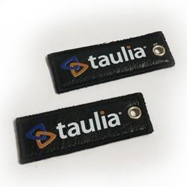 Производство и печат на кожени етикети Таулия