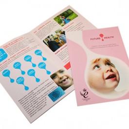 Печатни рекламни материали Future Health