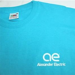 Фирмена тениска с печат