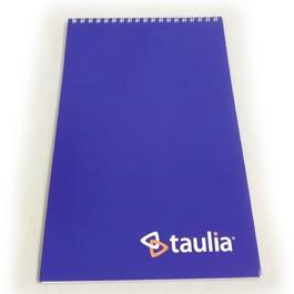 Производство на рекламни бележници Таулия