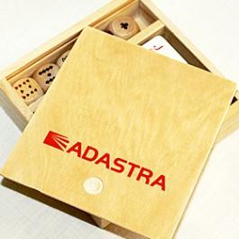 Печат на лого на кутия с игри