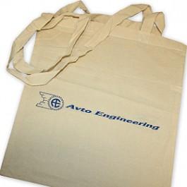 Рекламни пазарски торбички с огото на Автоинженеринг