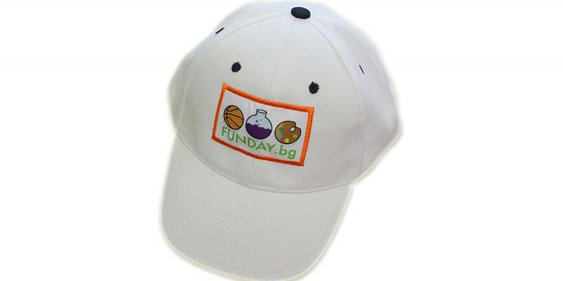 Сублимация на полиестерни шапки с лого Пампорово
